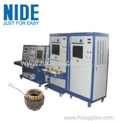 COOLER MOTOR PUMP MOTOR FAN MOTOR FINAL TESTING MACHINE