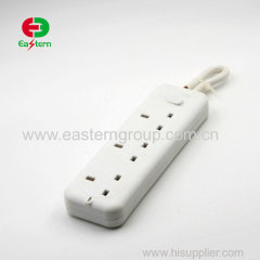 3 AC Outlets USB Charge Power Extension Socket For PC