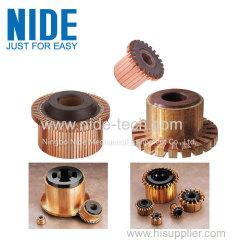 Power Tool Electric Motor Commutator