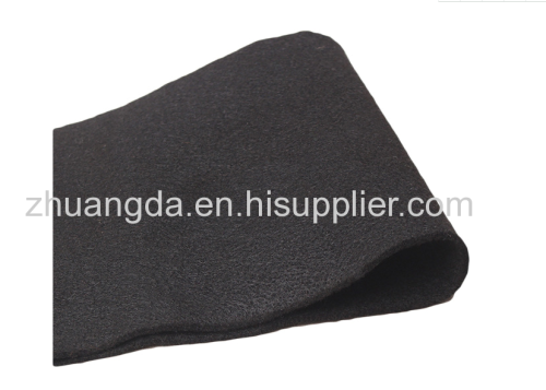 Soundproof wool felt for building decoration