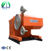 High quality cnc wire saw machine for stone quarry