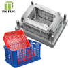 plastic crate mould turnover box mold crate mold for fruit