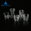 Plastic Molding Injection Mold Of Clear Plastic Cup
