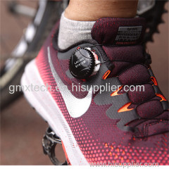 Best Quality fast lace shoelace system for running shoes