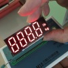 Ultra red customized 4 digit 7 segment led dispaly module for digtial weighing scale indicator
