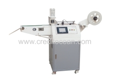 CREDIT OCEAN microcomputer high-speed ultrasonic label cutting machine 70G