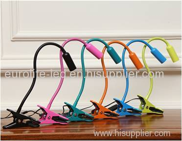 euroliteLED colorful metal clip LED lamp
