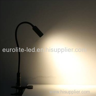 euroliteLED Clip-on LED 360 degree flexible table lamp