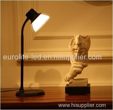 euroliteLED Flexible Gooseneck Table Desk Lamp for reading
