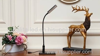 euroliteLED Aluminum Alloy Dimmable LED Desk Lamp for Office Lighting