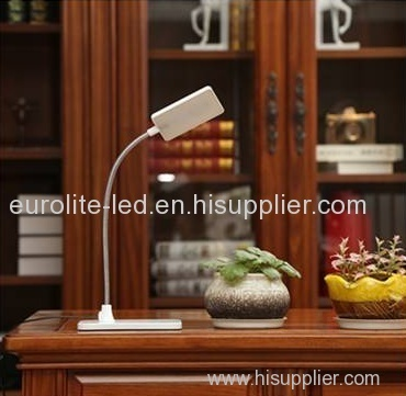 euroliteLED LED Desk Lamp with 4W Eye-Care Smart Touch Control