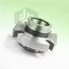 CARTEX Cartridge mechanical seal. Eagleburgmann Cartex Single Mechanical seal