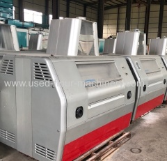 500Tons GBS Ocrim Rollermills Construction year 2012 Belt Timing Wheels Automatic Feeding Rolls