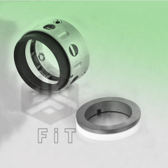PTFE Wedge mechanical seals . John Crane Type 9 seals