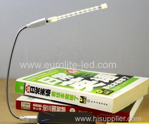 euroliteLED USB Portable Reading Lamp DC5V Laptop lamp