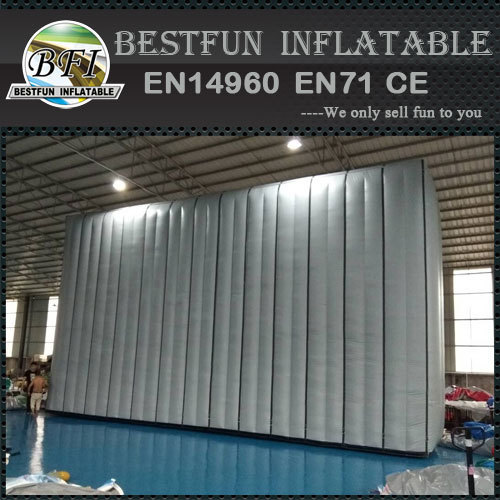 Logo print advertising decoration event inflatable wall