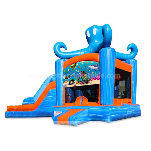Some tricks to choose high quality inflatable castle