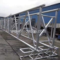 850x1500mm Rectangular Truss Duratruss for 40-50m Span
