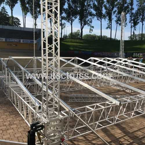 Kedder Stage Truss Roof Real Price Quotation