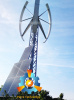 3kw Home Use Vertical Axis Wind Turbine Generator System / Alternator / Permanent Magnent Generator (off-grid & on-grid