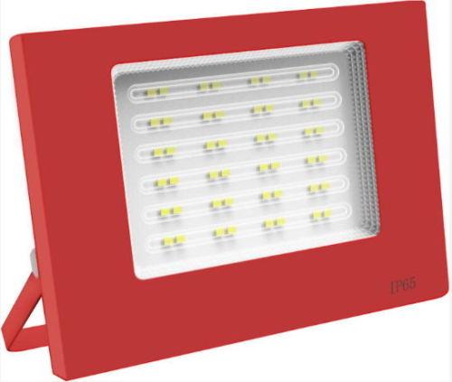 euroliteLED Induction Floodlight Aluminium Body IP65