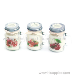 4oz Glass Mason Jar