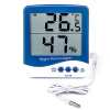 in/outdoor max/min hygro-thermometer