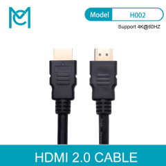 MC HDMI to HDMI Cable 4K HDMI Male to Male Adapter Connector for HDTV GoPro Hero Tablet Micro HDMI Cable
