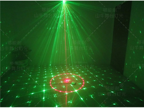 euroliteLED DJ Laser Stage Lighting perfect for Wedding Family Party Birthday Party Clubs Bar KTV Party Disco and Christ