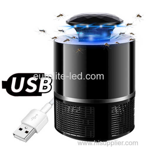 euroliteLED Electric Mosquito Killer USB UV Lamp Bug Zappers No Noise No Radiation Insect Killer Flies Trap Trap Lamps