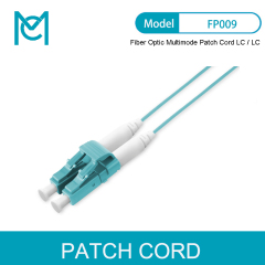 MC Best Performance And Link Quality Fiber Optic Multimode Patch Cord LC / LC