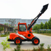 50hp front end shovel loader small garden tractor wheel loader