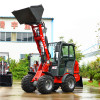 Hydraulic Mini Wheel Loader CE EPA EURO V europe front end shovel laoder