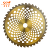 Grass Cutter Blade Tungsten Carbide Saw Blade For Grass Trimming