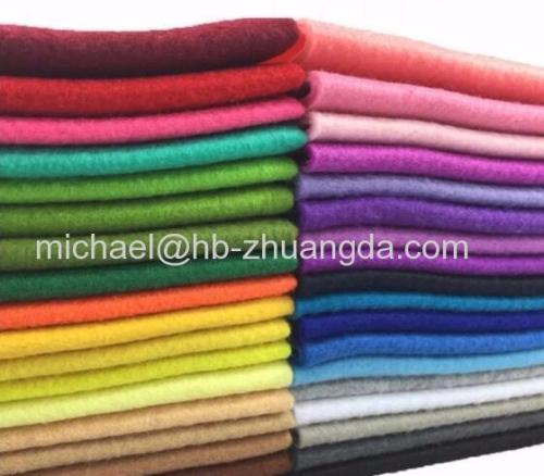 Industrial felt Felt fabric needle felt wool felt polyester felt 2mm 3mm 4mm 5mm