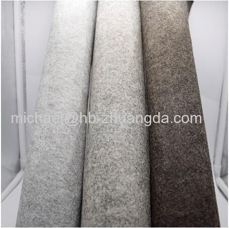 Artificial Wool Felt bag material fabric Diy Handmade Design Personal Bag Home decor felt fabric