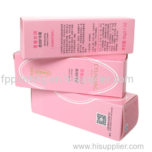 cosmetic packaging paper box
