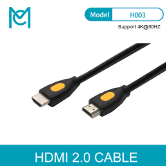 MC HDMI Cable Video Cables Gold Plated 2.0/1.4 4K/1080P 3D Cable for HDTV Splitter Switcher 0.5M-15M