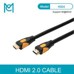 MC HDMI Cable 4K 2.0 Cable for Apple TV PS4 Splitter Switch Box HDMI to HDMI Cable 60Hz Video Audio Cabo Cord Cable HDMI