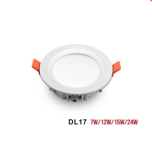 euroliteLED White 7W 12W 15W 24W SMD LED Downlight 3000K-6500K IP65