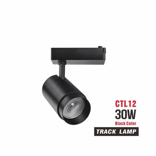 euroliteLED 30W 2700LM COB LED Track Light 3000K-6500K IP20 2 Colors Optional
