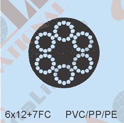 PVC/PP/PE COATED CABLES
