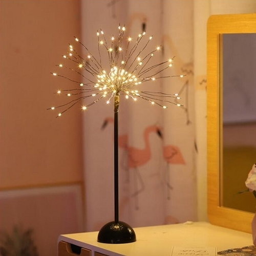 Led Baby Sbreath Tree Battery Party Holiday Wedding Decoration Night Light