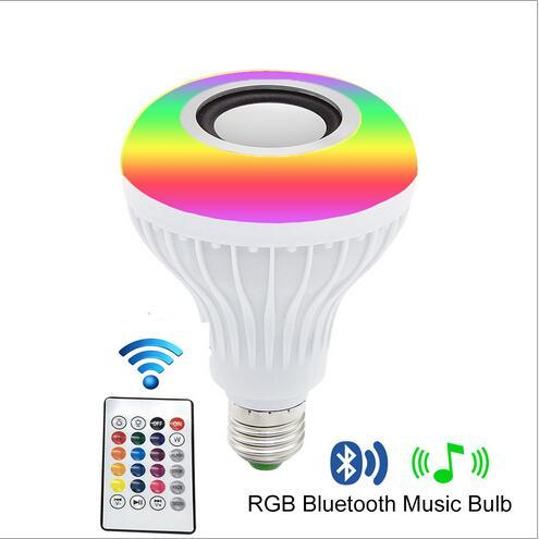 euroliteLED 12W Smart LED Light Multicolor RGBW Dimmable LED Bulb