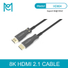 MC HDMI 2.1 Cables 8K 60Hz 4K 120Hz 48Gbps Video Cord for Amplifier TV High Definition Multimedia Interface