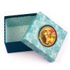 china custom saqure shape gift box