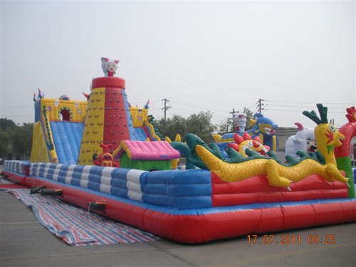 How to choose a bouncy castle