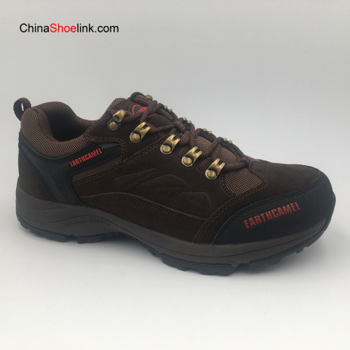 Wholesale High Quality Men's Outdoor Trekking Shoes