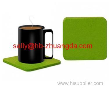 Wool Felt Coasters felt pad - High Quality Wool Felt for Heat Insulation