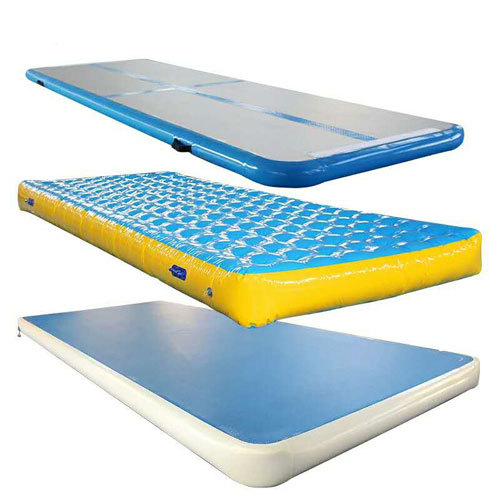 How about the quality of gymnastic mat from Inflatable factory?
